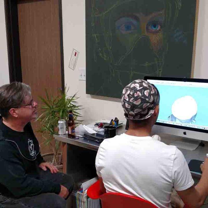 9.19.18 Lou Michael computer
